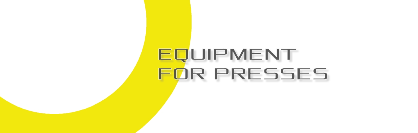 Gpa Automation  equipment for presses