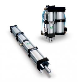 Hydro-pneumatic units Power units kN 20 ÷ 320